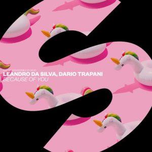 because of you - leandro da silva